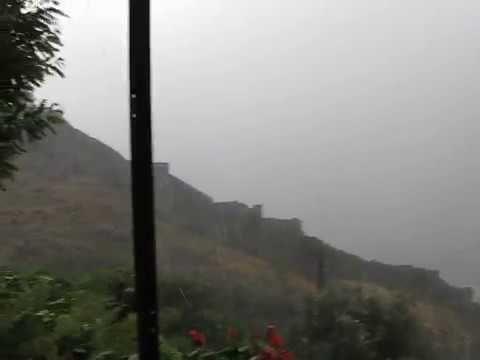 Rainy Weather in Kotor, Montenegro - YouTube