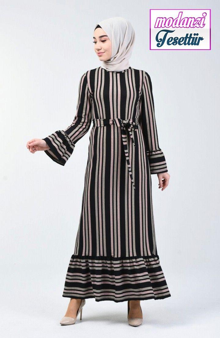 2020 Sefamerve Tesettur Elbise Modelleri 8 Reformation Clothing 2020 Elbise Elbise Modelleri Moda
