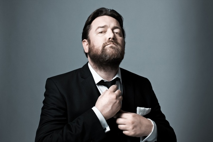 Guy Garvey from Elbow. What a cool dude.