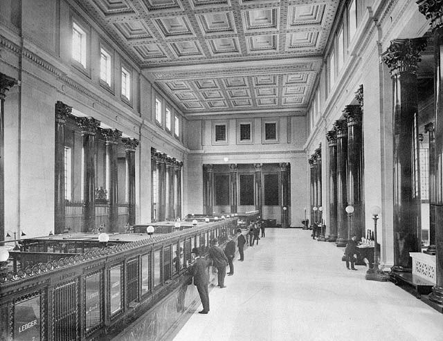 The Bank of Montreal was founded in 1817, making it Canada's oldest incorporated bank.