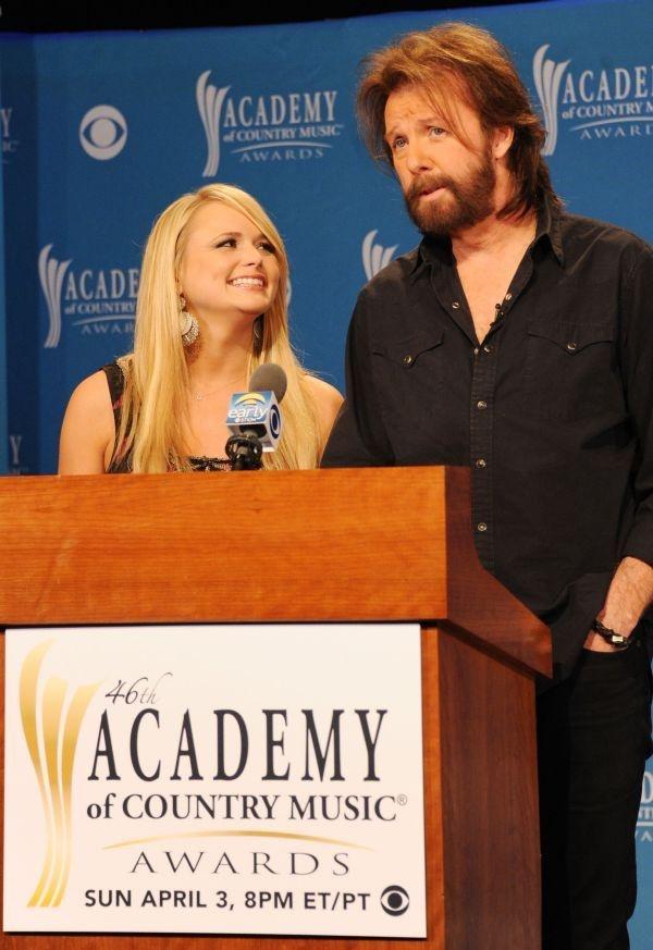 Miranda Lambert & Ronnie Dunn