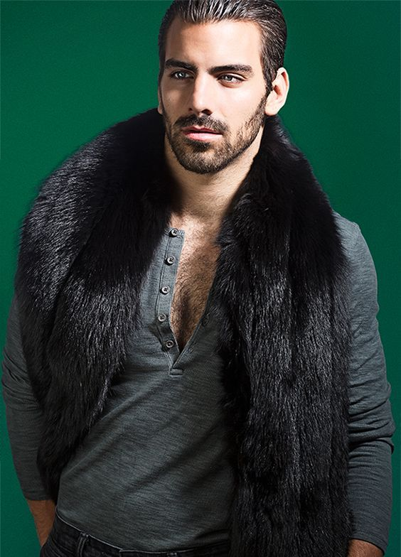 680 Best New Men With Furs Images On Pinterest Furs Fur