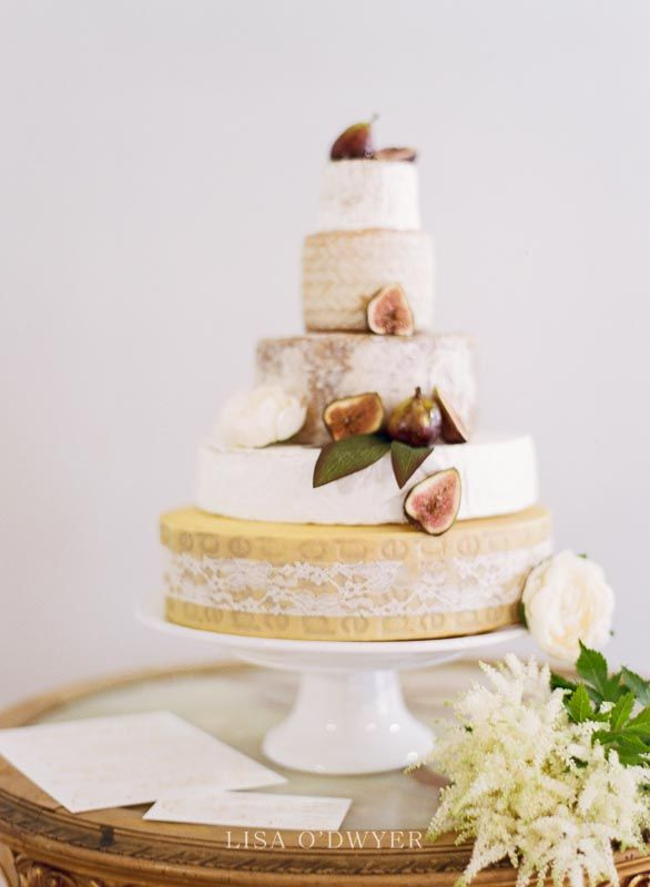 cheese wedding cake | Lisa O'Dwyer Colorado fine art wedding photographer | Pink Diamond Events Fort Collins wedding planner #cheeseweddingcake #weddingcakealternative