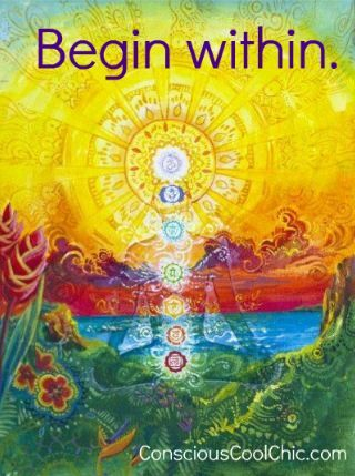 Begin within. Everything you need is right there. www.ConsciousCoolChic.comLights, It Was, Inspiration, Yoga Meditation, Art, Step Stones, Sacred Geometry, Spirituality, Chakra