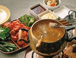 hot oil fondue