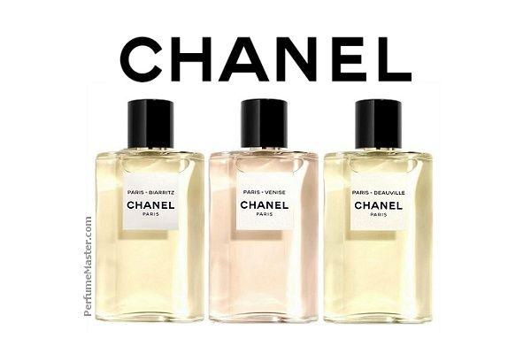 Chanel Paris Biarritz Venise Deauville New Perfumes Perfume News