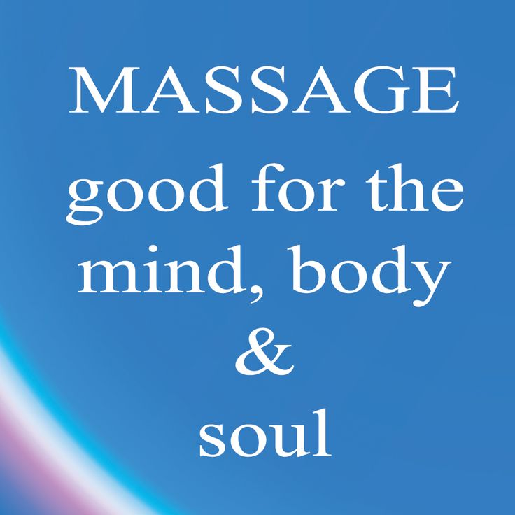 Massage - Good for the mind, body, and soul! Come to Pressure Point Massage Therapy in Southfield, MI for a FANTASTIC massage! Call us NOW at (248) 358-8800 to book your appointment! Feel free to visit our website www.pressurepointmassagetherapy.com for more information!