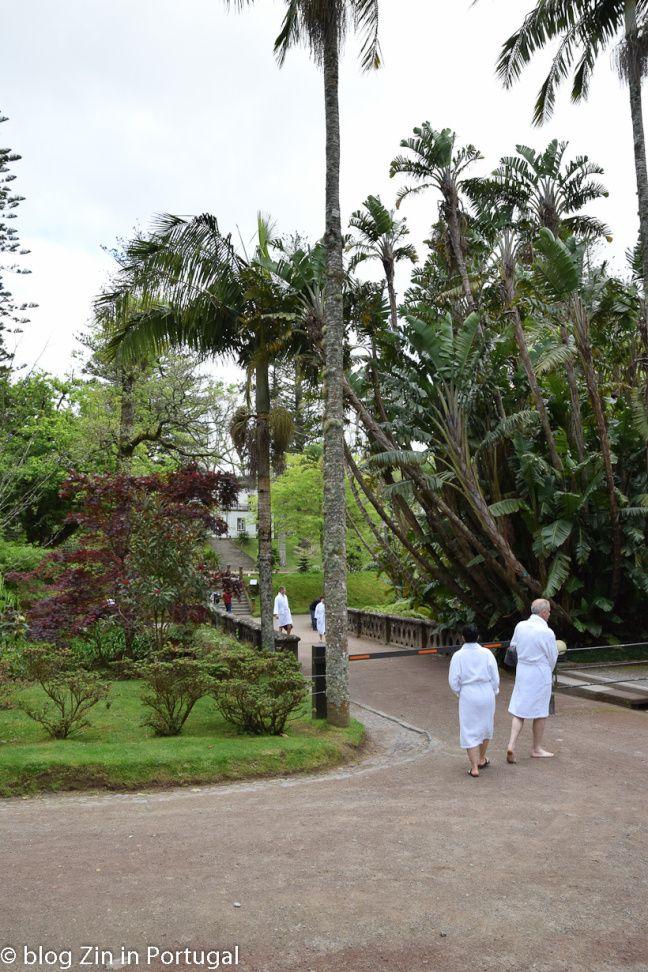 Garden Hotel Terra Nostra op het eiland São Miguel, Azoren. Logeren in een hotel met botanische tuin en een gebouw in art deco-stijl. Lees het op https://zininportugal.wordpress.com/2016/05/03/art-deco-op-de-azoren/