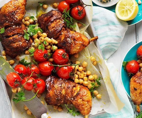 Creamy smoked paprika chicken recipe