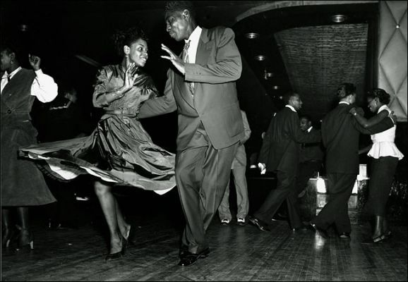 ... the savoy ballroom in 1941