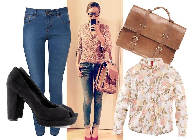 This week we're loving: Lauren Conrad and her giant satchel