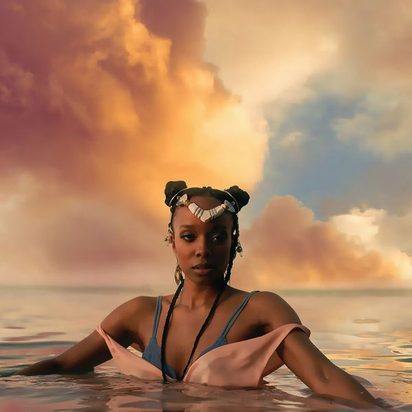 """Listen to """"LSD (feat. Chance the Rapper)"""" by Jamila Woods #LetsLoop #Music #NewMusic"""