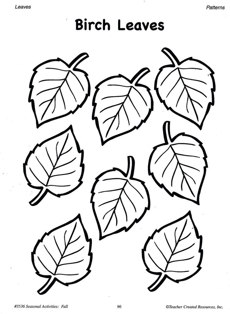Coloring Pages: Printable Fall Leaf Templates Pumpkin Leaves Template Best Photos Patterns Tree Cut Out Pattern Jungle: printable leaf template