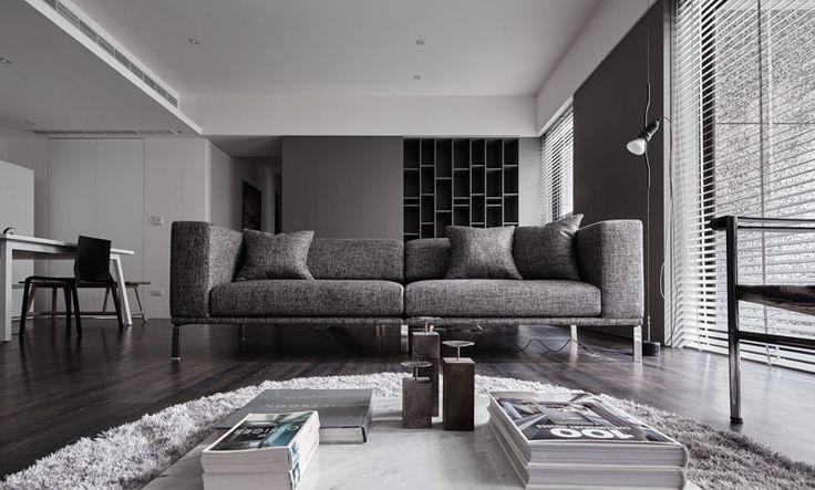 30 examples of minimal interior design #13 | of, interiors and 30, Innenarchitektur ideen