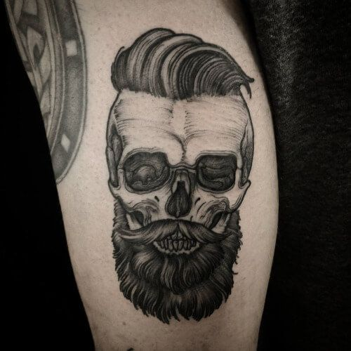 17 best images about skull tattoos on pinterest mouths spanish and skulls. Black Bedroom Furniture Sets. Home Design Ideas