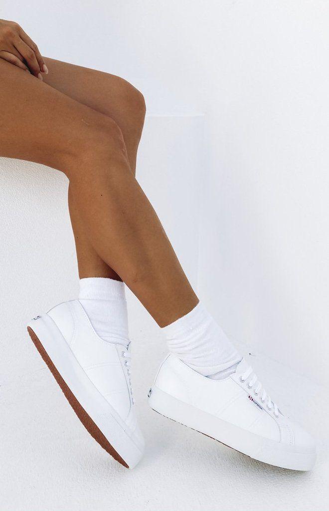 Superga 2730 NAPPA Leather Sneaker