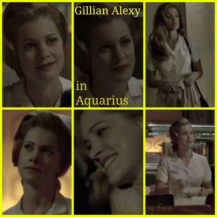 Gillian Alexy in Aquarius.                                                                                                                                                                                 More