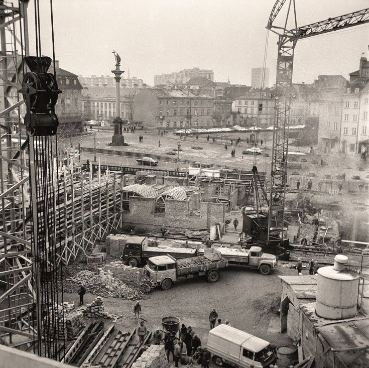Warszawa lat 70. [Niesamowite zdjęcia] - Warszawa - WawaLove