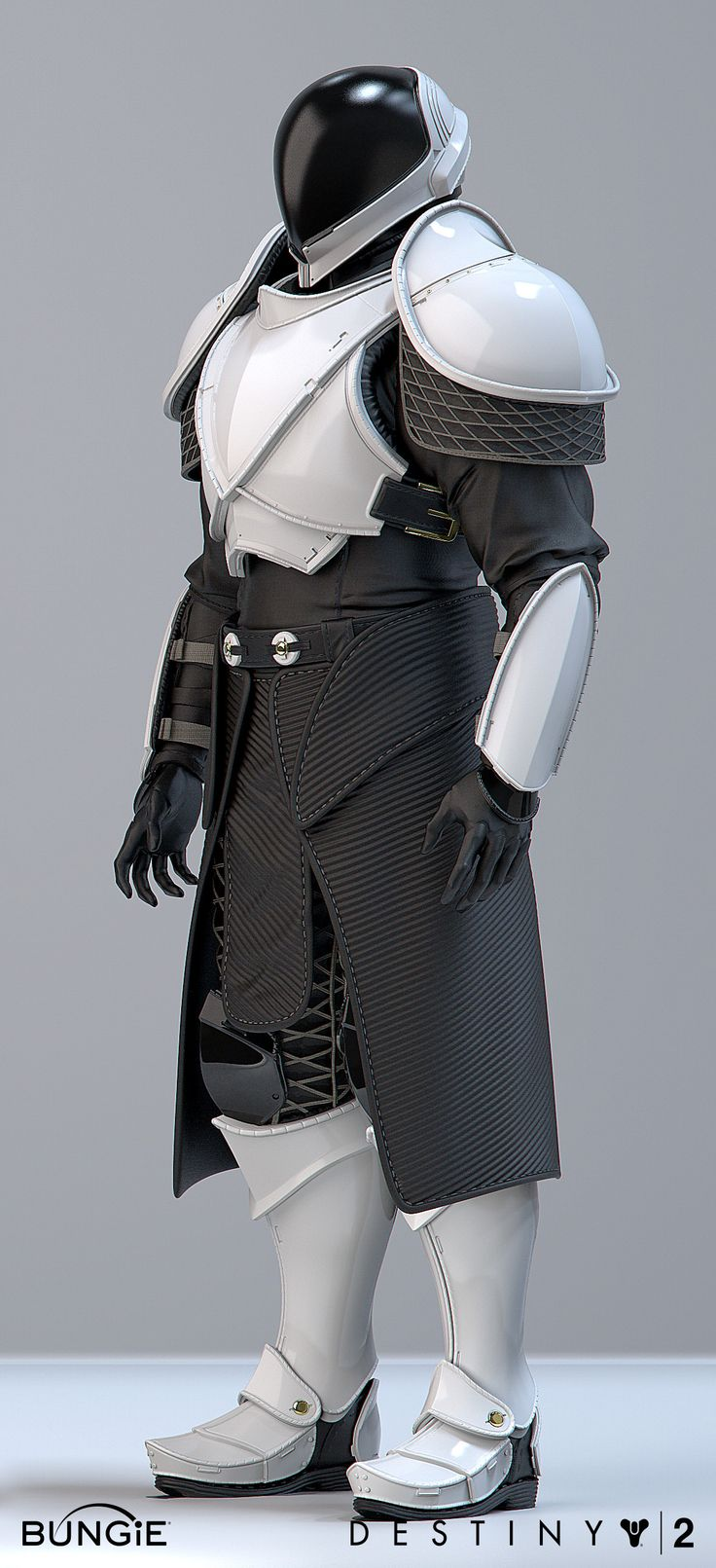 "ArtStation - Destiny 2 IO ""Gensym Knight"" Titan Gear, Roderick Weise"