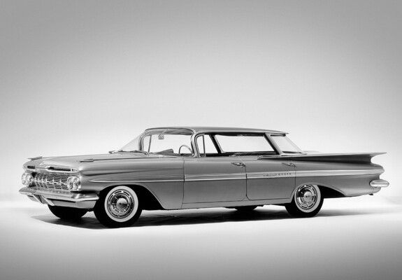 1959 Chevrolet Impala Sport Sedan