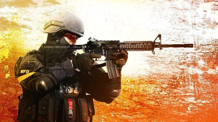 Counter-Strike 1.6 наконец игра в удовольствие