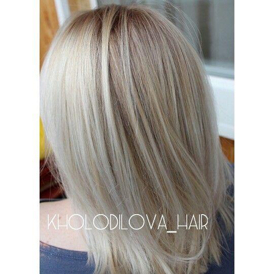 #haircolor #balayage #blond #blondhair #mywork #hair #beauty