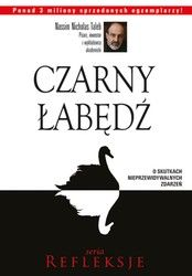 Czarny Łabędź Nassim Nicholas Taleb - ebook pdf, epub, mobi