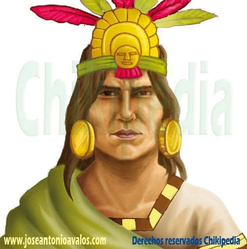 This is Tupac Yupanqui (1471-1493), son of Pachacuti. He conquered the state of Chimer and extended Inca ruled into ecuador and Chile.