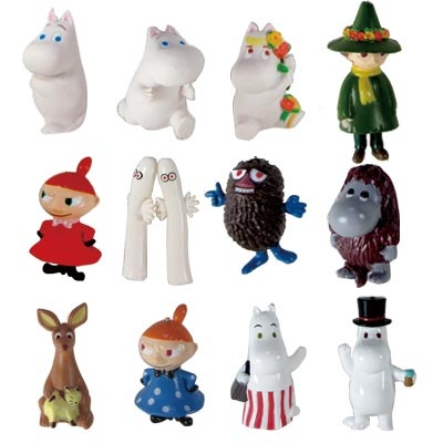 moomin characters, want them so badly