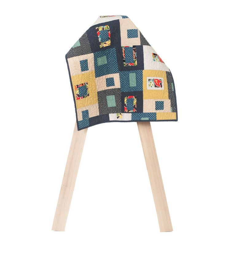 Gorman Online :: Miss Moresby one of a kind Cot Quilt - living - Homeware