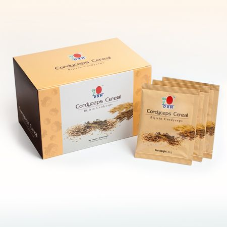 Cordyceps Cereal http://usa.dxncoffeemagic.com/products