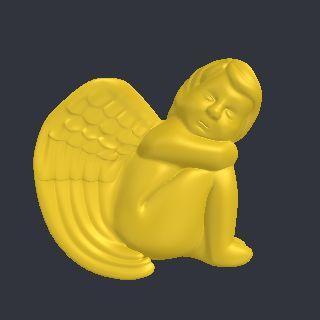 angel free 3D model Cadnav.com_B090319933.max vertices - 46594 polygons - 93184 See it in 3D: https://www.yobi3d.com/v/5Wi6OK2dZc/Cadnav.com_B090319933.max