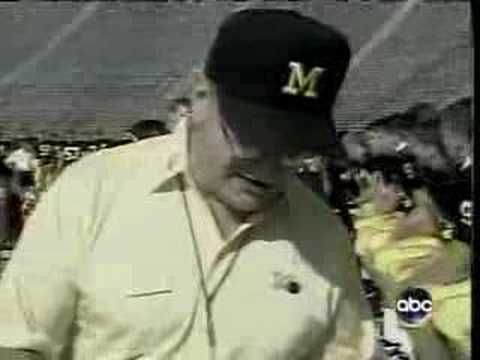 Tribute to Bo Schembechler ...A Michigan Legacy.