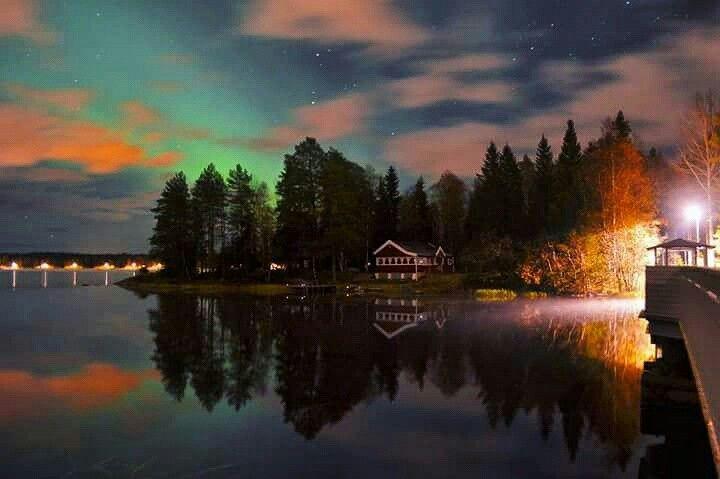 Nydalasjön en Umeå, Västerbottens län