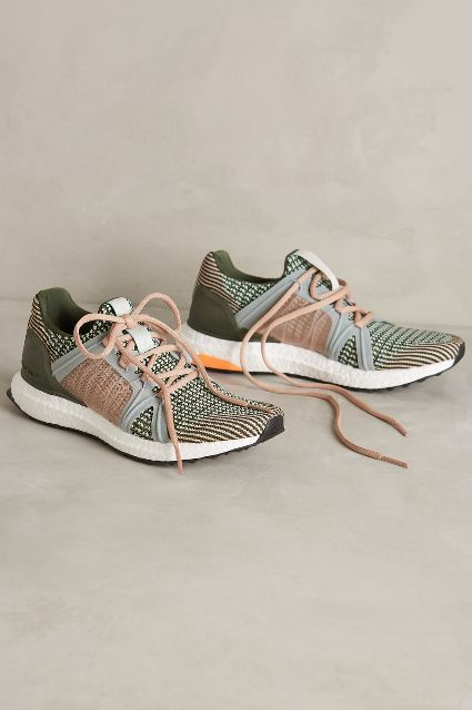Adidas by Stella McCartney Via Sneakers - anthropologie.com