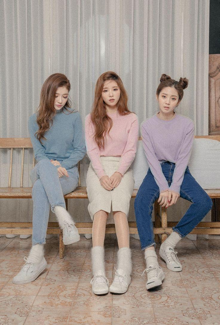 A✩ROOKI : Photo 한국 소녀들 Korean lovely style ☆