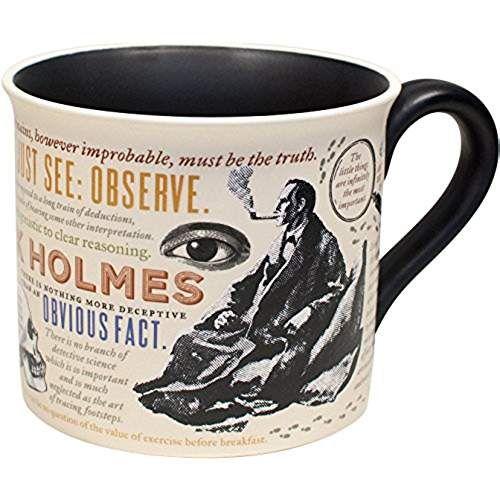 Tasse de Sherlock Holmes