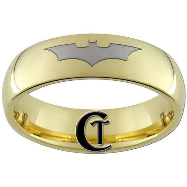 batman wedding band my future husband will have this