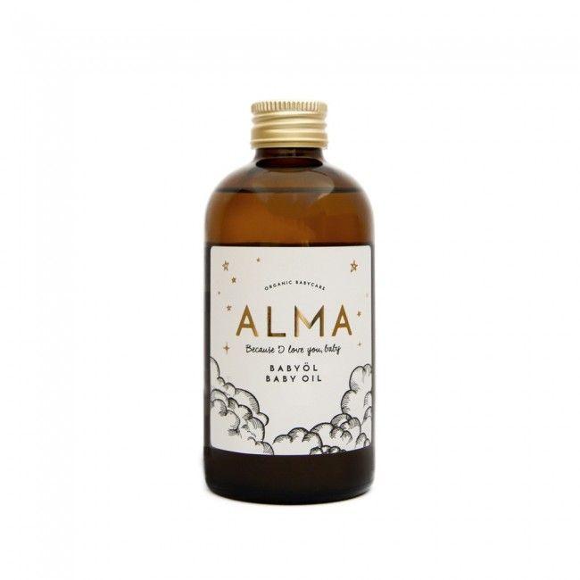 Babyöl | ALMA Organic Babycare
