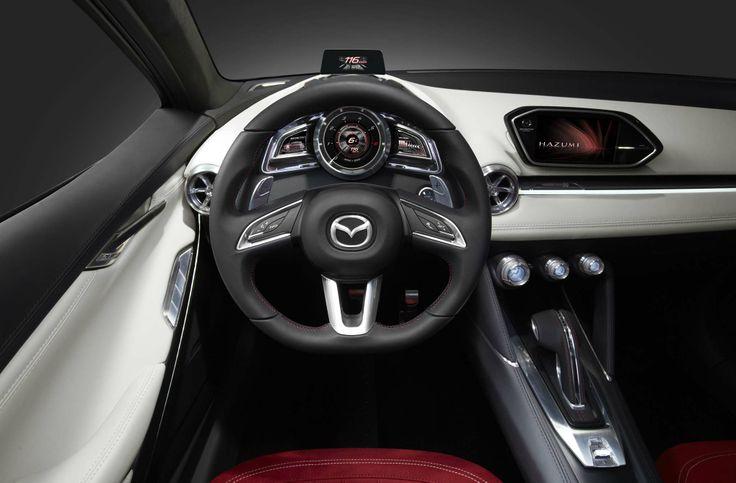Mazda Hazumi Concept - Next Gen. Mazda 2