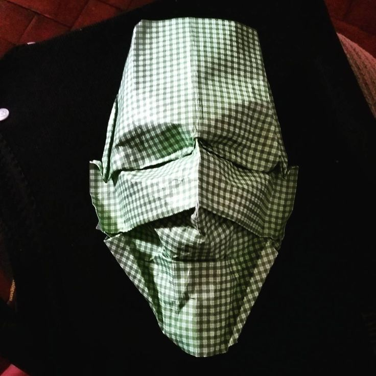 #origamimask by #khalilart1