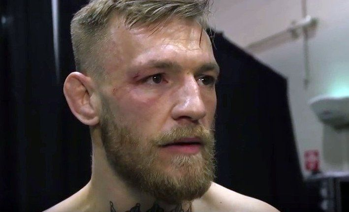 Video: Conor McGregor  Im going to KO Floyd Mayweather and youre all going to eat your words!