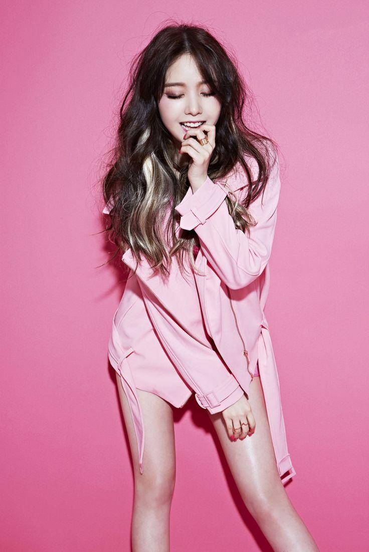 Min Ah - Girl's Day