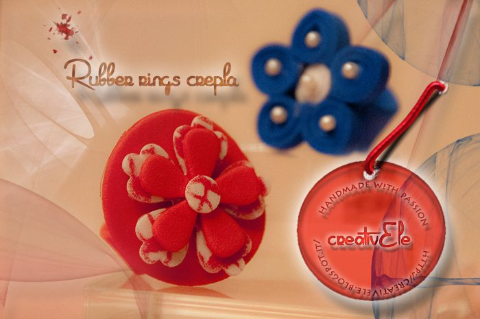 Rubber rings crepla