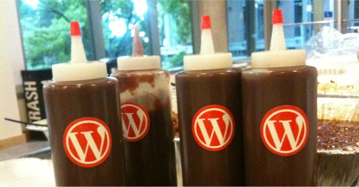 Wordpress Secret Sauce: INFOGRAPHIC on the Building Blocks of a Theme - Charlie Oliver