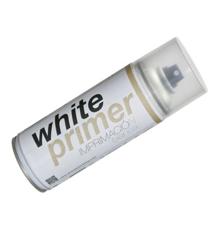 Imprimación Blanca en Spray de Ventus. White Primer.
