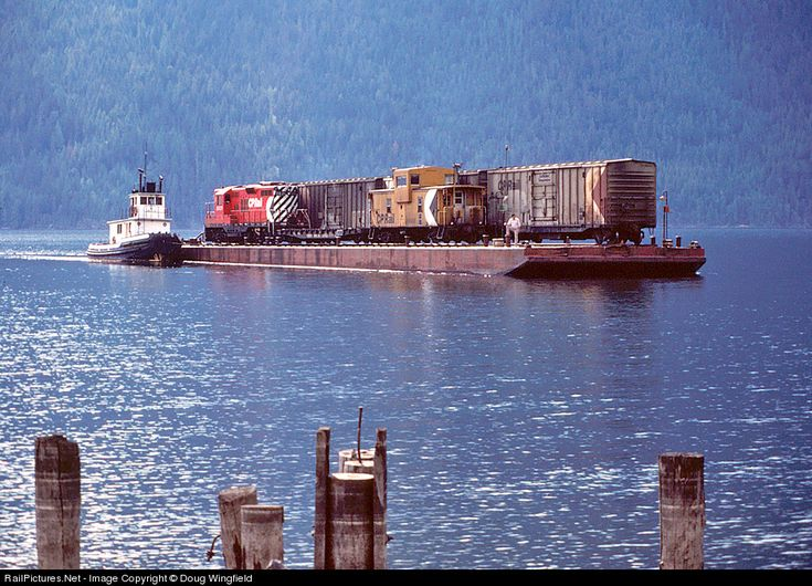 RailPictures.Net Photo: CP 8821 Canadian Pacific Railway EMD GP9 at Rosebery, British Columbia, Canada by Doug Wingfield
