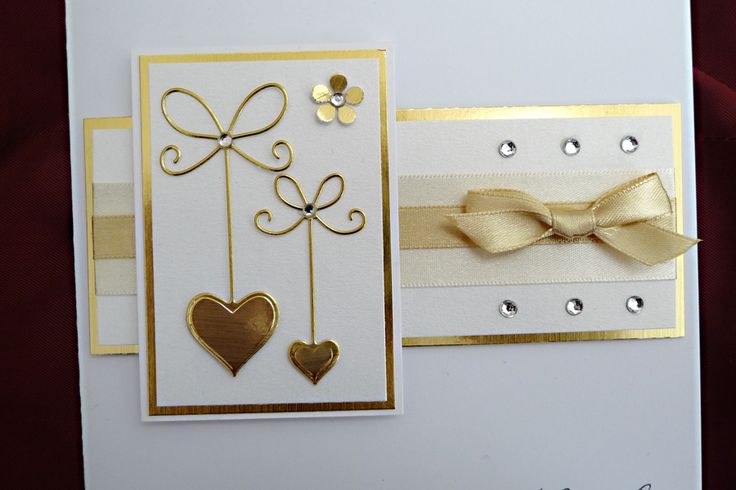 ideas for golden wedding anniversary cards - Google Search