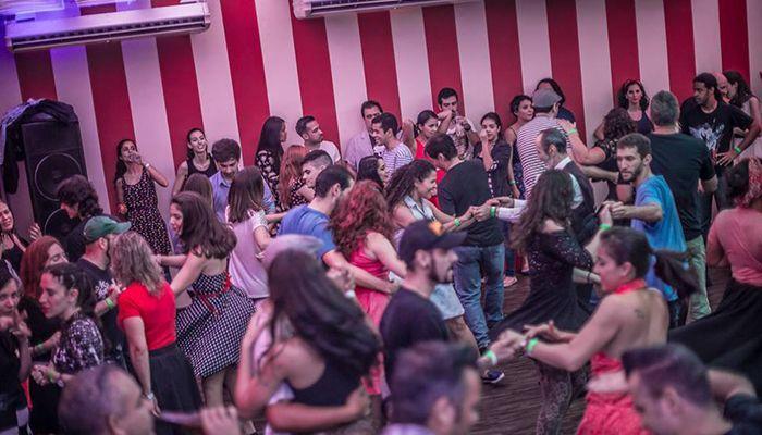 Festas Rockabilly de 12 a 14 de fevereiro | Universo Retro