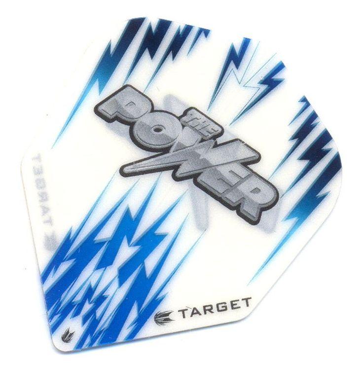 Target Power 9zero Vison Std 03 Bagged, Phil Taylor Dart Flights, 3er Set